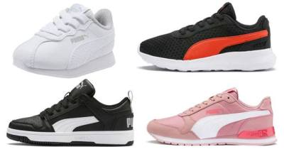 *HOT* Puma Apparel & Shoes for the Family Up to 70% Off – Tees From Just $5.59!