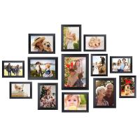 Amazon : 12 Pcs Collage Photo Frames Gallery Wall Frame Set Just $4.99 W/Code + 5% Off COUPON (Reg : $35.99) (As of 11/12/2019 4.42 PM CST)