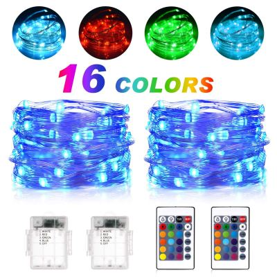 Amazon : 2 Set 16.4FT 50 LEDs 16 Colors Waterproof Timer Just $13.19 W/Code + 10% Off Coupon (Reg : $21.99) (As of 11/11/2019 12 PM CST)
