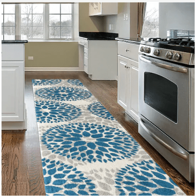 Kohl's : 5x7 Floral Area Rug - Just $27.99 W/Code (Reg : $149.99)!!