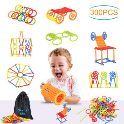 Amazon : 300 PCS Creative Plastic Engineering Toys Just $3.84 W/Code + $5 Off Coupon (Reg : $17.68) (As of 11/11/2019 9.49 AM CST)