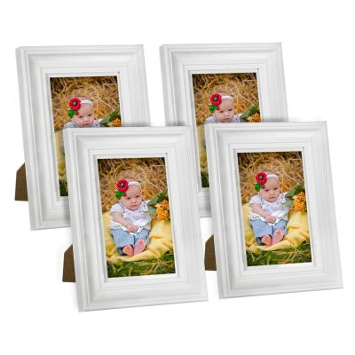 Amazon : 4x6 Picture Frame White Wooden Photo Frames Just $6.10 W/Code (Reg : $17.99) (As of 11/18/2019 3.46 PM CST)