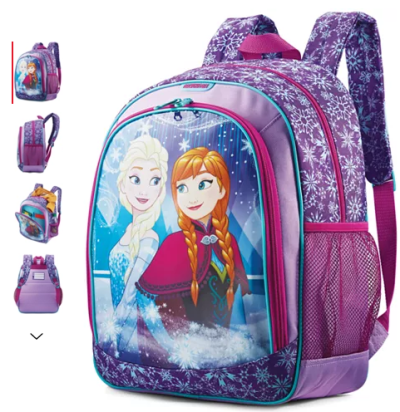 Macy's : American Tourister Disney Frozen Backpack Just $15.39 (Reg $44)