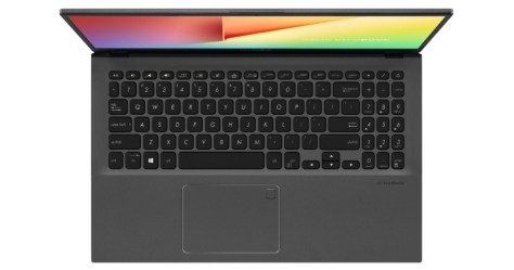 This super-lightweight laptop features 128GB storage and 4 GB RAM. Its new frameless four-sided NanoEdge display allows you to see more of your screen whether you're streaming Netflix or working on a term paper.  Plus, the ErgoLift hinge design also tilts the keyboard up for more comfortable typing. VivoBook 15 is powered by up to AMD R3 processor with AMD Radeon graphics to help you get things done quickly!