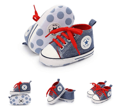 Amazon : Baby Boys Girls Canvas Shoes Just $4.99 - $6.99 W/Code (Reg : $9.99 - $13.99) (As of 11/13/2019 11.45 AM CST)