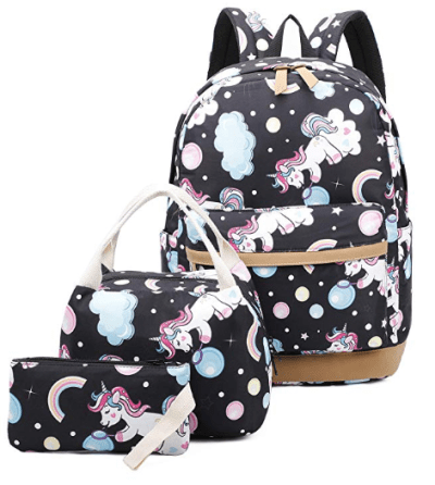 Amazon : Backpacks for Girls Just $17.19 W/Code (Reg : $42.99) (As of 11/18/2019 7.42 PM CST)