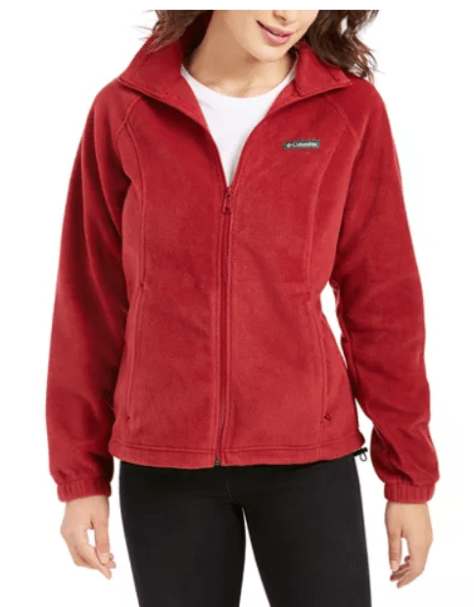 Columbia Fleece Jackets ONLY $29.99 at Macy's (Regularly $60) – 10 Colors!