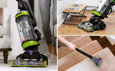Bissell Cleanview Bagless Vacuum Cleaner ONLY $99.99 + FREE Shipping (Reg $120)