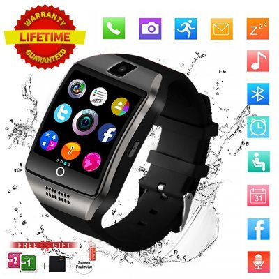 Amazon : Bluetooth Smart Watch for Andriod Phones Just $14.70 W/Code (Reg : $36.99) (As of 11/18/2019 3.18 PM CST)