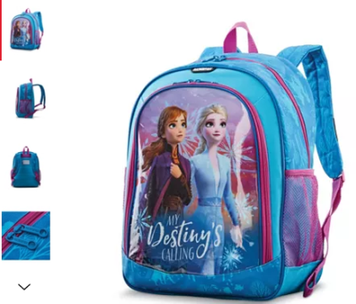 Macy's : American Tourister Disney Frozen Backpack Just $17.49 (Reg $50)