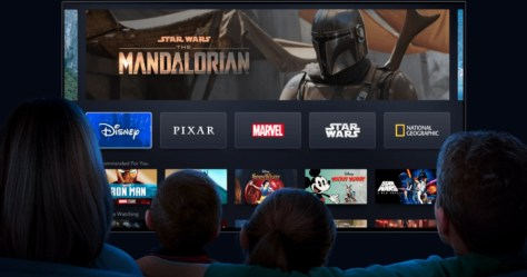 Try for Free : Disney+ Streaming Service is Live Today