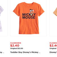 Kohl's : Kid's Disney Dress From As Low As $1.06!