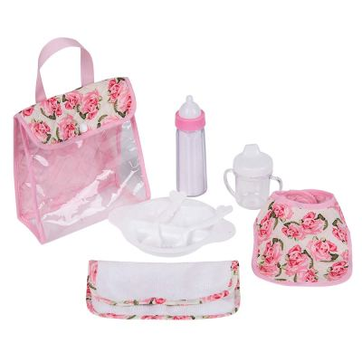 Amazon : Doll Nursery Bag Feeding Set Just $7.99 W/Code (Reg : $15.99) (As of 11/18/2019 11.24 AM CST)