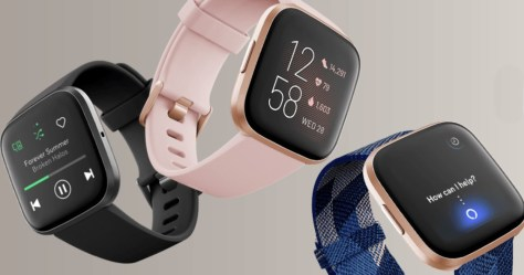 Fitbit Versa 2 Smartwatch Only $149.99 Shipped + Get $45 Kohl's Cash