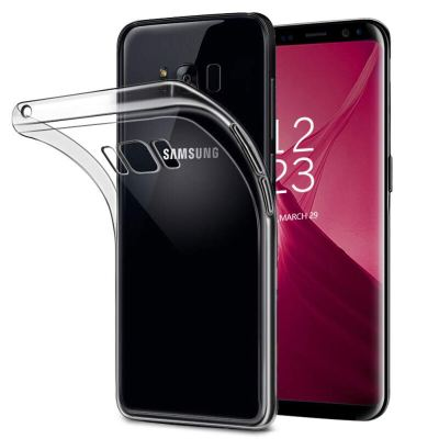 Amazon : Galaxy S8 Case Clear Ultra [Slim Thin] Just $1.18 W/Code (Reg : $5.88) (As of 11/11/2019 9.55 AM CST)