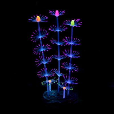 Amazon : Glowing Moving Silicone Coral Plant Fish Tank Just $6.49 W/Code (Reg : $12.99) (As of 11/12/2019 6.11 AM CST)