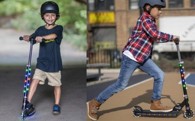 Kids' Jetson LED LightUp Kick Scooter $19.99 (Reg $30) at Kohl's – Black Friday LIVE!