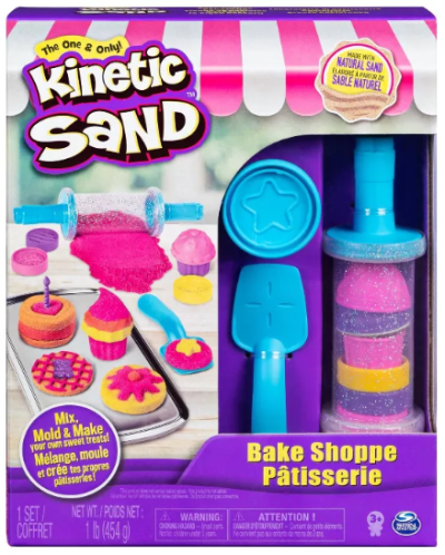 Target : Kinetic Sand Bake Shoppe Pâtisserie Just $6.93 W/30% Off with Target Circle (Reg : $9.89)