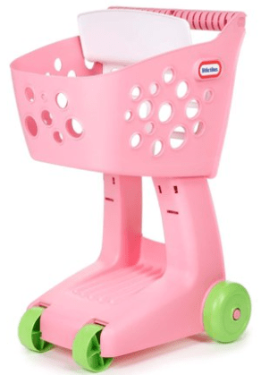 Walmart : Little Tikes Lil Shopper - Pink Just $10.98 (Reg : $19.99)