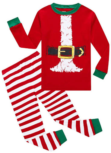 Amazon : Kids Holiday Pajama Set Just $7.49-9.99 W/Code (Reg : $14.99-19.99) (As of 11/21/2019 8.35 PM CST)