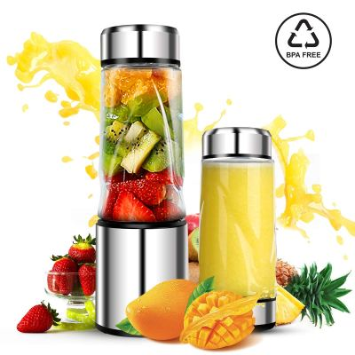 Amazon : Portable Smoothie Blender Just $16.49 W/Code (Reg : $32.99) (As of 11/11/2019 10.13 AM CST)