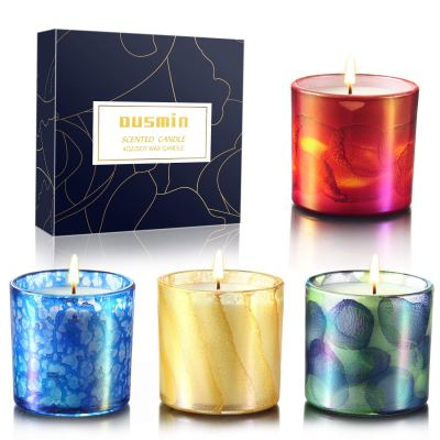 Amazon : Portable Travel Glass Candle Just $14.81 W/Code + 10% Off Coupon (Reg : $24.68) (As of 11/21/2019 4.40 AM CST)
