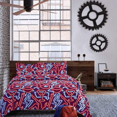 Amazon : Printed Duvet Cover Set Just $15.99 (As of 11/18/2019 6.10 PM CST)