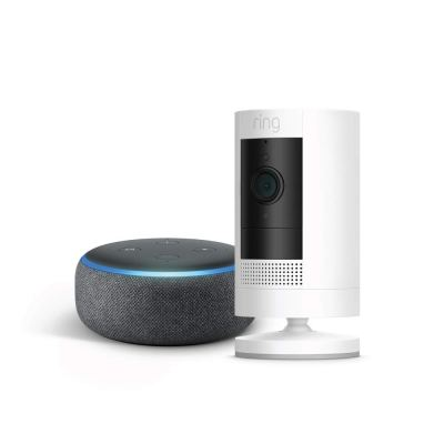 Amazon : **BLACK FRIDAY COUNTDOWN** Stick Up Cam Battery with Echo Dot (Charcoal) Just $99.99 (Reg : $149.98) (As of 11/22/2019 9.54 AM CST)