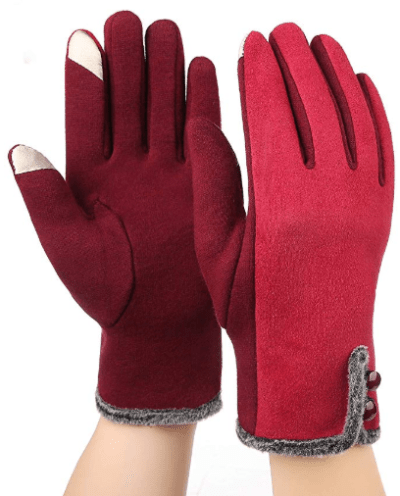Amazon : Touchscreen Gloves Just $6.49 W/Code (Reg : $12.98) (As of 11/21/2019 9.37 PM CST)