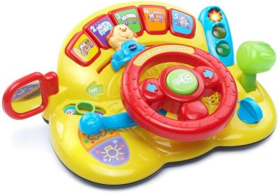 Amazon: VTech Turn and Learn Driver ONLY $10.47