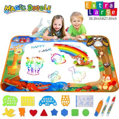 Amazon : Water Doodle Mat Toddler Just $9.99 W/Code (Reg : $19.99) (As of 11/18/2019 2.43 PM CST)