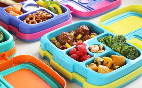 Bentgo Kids Lunch Boxes JUST $13.99 + FREE Shipping (Reg $40) – That's 65% Off!