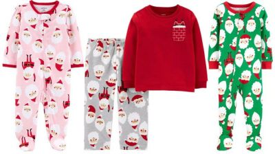 Carter's : Holiday Pajamas Up to 60% Off (Starting at Just $7.20) – Many Styles!