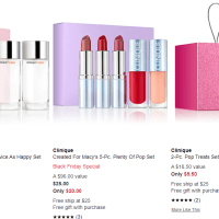 Macy's : Black Friday Special Clinique Gift Set Sale!