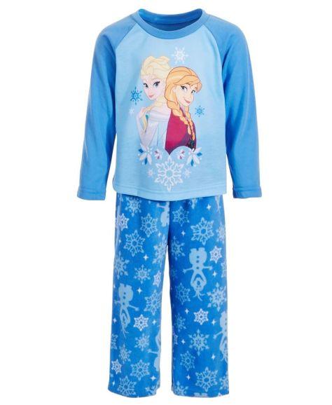 AME Toddler Girls 2-Pc. Frozen Pajama Set for $12.49 (Reg $24.99)