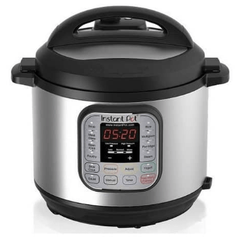 **HOT** Instant Pot 7-in-1 Multi-Functional 6 Qt Pressure Cooker ONLY $45