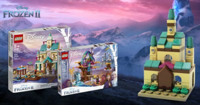 Free Barnes & Noble LEGO Frozen 2 Event at November 23rd