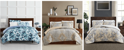 Reversible 3-Pc. Comforter Sets ANY Size $19.99 (Reg $80) – Macy's Black Friday Live!