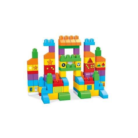 Mega Bloks Building Basics Let's Get Learning 150-Piece Set for $12 (reg: $20)