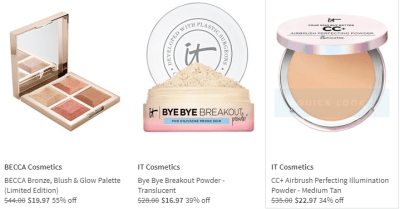 Nordstrom Rack : Sale Stila, MAC, and MANY other popular cosmetic brands!