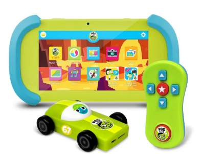 PBS Kids Playtime Pad 7″ HD Kid-Safe Tablet (Ages 2+) + PBS KIDS HDMI Streaming TV Stick Plug & Play for $54.99 (Reg $129.99)