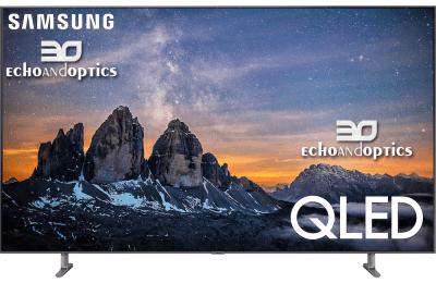 Samsung Flat 75'' QLED HDR 4K HD Amazon Alexa Google 2019 QN75Q80R for $1896 (BlackFriday Deal)