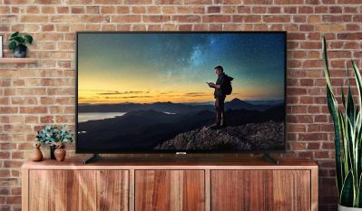 Samsung 55-Inch 4K LED Smart TV $327 (Regularly $600) – Black Friday Price!