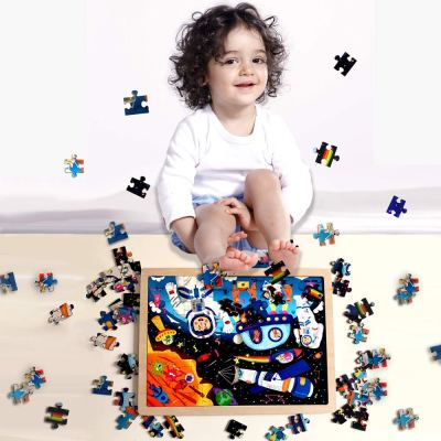Amazon : 100 Piece Space Puzzles Just $7.99 W/Code (Reg : $15.99) (As of 12/11/2019 6.01 PM CST)