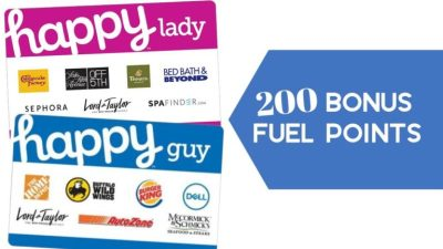 Kroger | 200 Bonus Fuel Points w/ Gift Card Purchase!