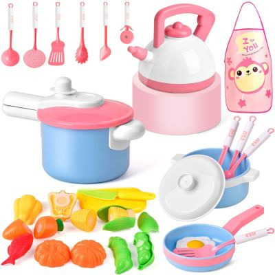 Amazon : 28 Pcs Macaron Toy Kitchen Sets Just $8.54 W/Code (Reg : $18.99) (As of 12/19/2019 6 AM CST)