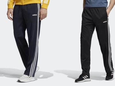 Adidas : Men's Essentials Pants Just $12 + FREE Shipping (Reg : $40)