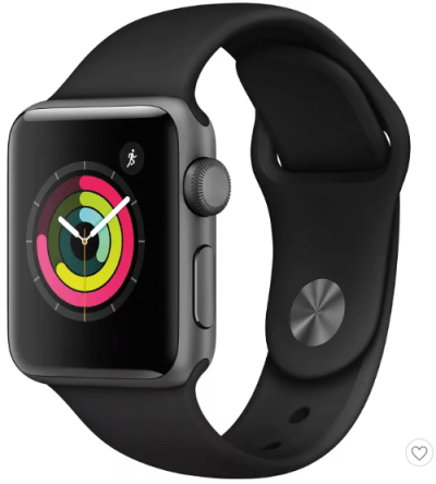 Target : Apple Watch Series 3 (GPS) 38mm Aluminum Case Just $170.99 (Reg : $199.99)
