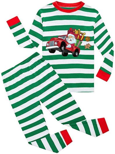 Amazon : Boys Girls Christmas Pajamas Just $7.35 W/Code (Reg : $20.99) (As of 12/18/2019 12.16 PM CST)