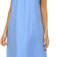 Amazon : Cap Sleeve Nightshirt Just $7.50 W/Code (Reg : $24.99) (As of 12/08/2019 9.07 AM CST)
